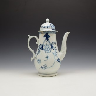 Liverpool Philip Christian Liverbird Pattern Coffee pot and Cover C17765-75 (5)