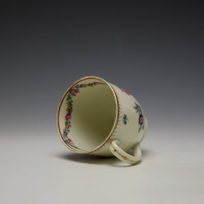 worcester polychrome floral coffee cup c1775 (6)