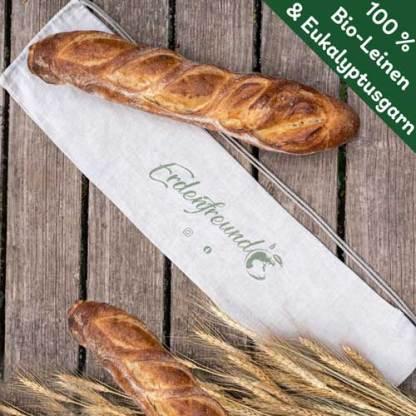 Brotbeutel Baguette Erdenfreund