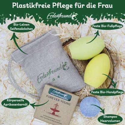 Frauen Pflegeset plastikfrei