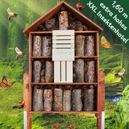 Insektenhotel XXL
