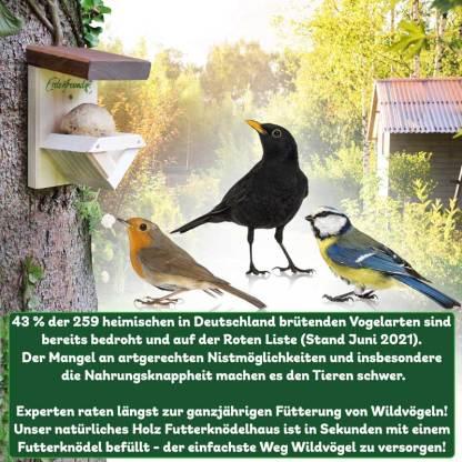 Vogelhaus Meisenknödel