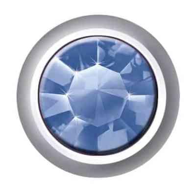 Mini Bezel Set - SWAROVSKI ELEMENTS - Sapphire