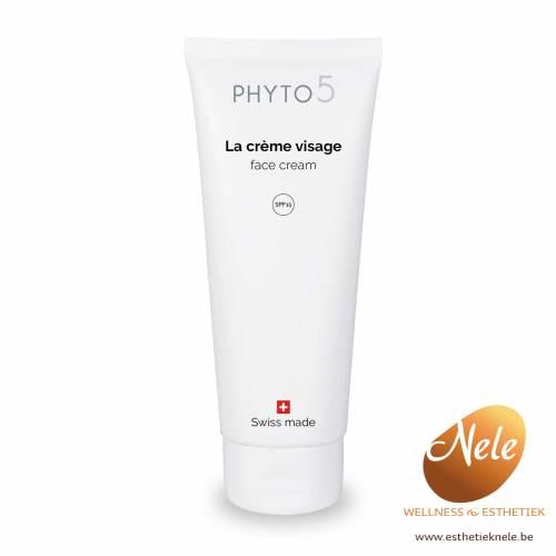 PHYTO 5 La Crème Visage Crème Extrême Yang OE Wellness Esthetiek Nele