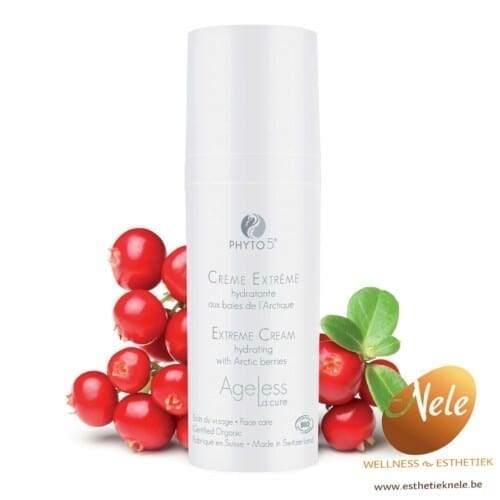 PHYTO 5 crème extrême hydratante wellness esthetiek nele