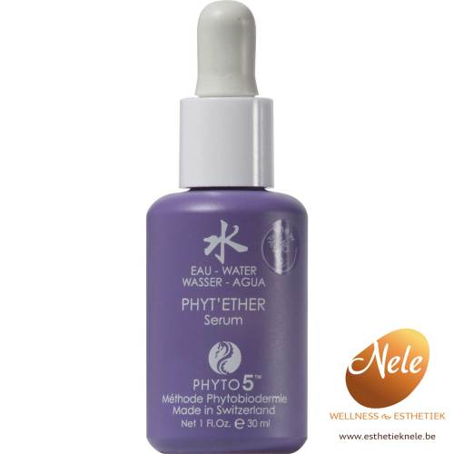 Phyto 5 Phyt'ether Serum water