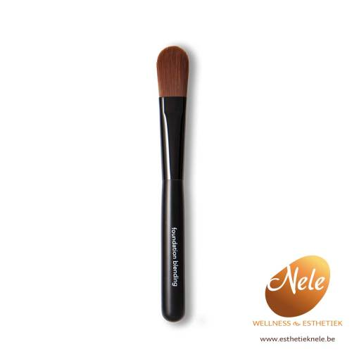 Mineralogie Minerale Make-up Foundation Blending Brush Wellness Esthetiek Nele