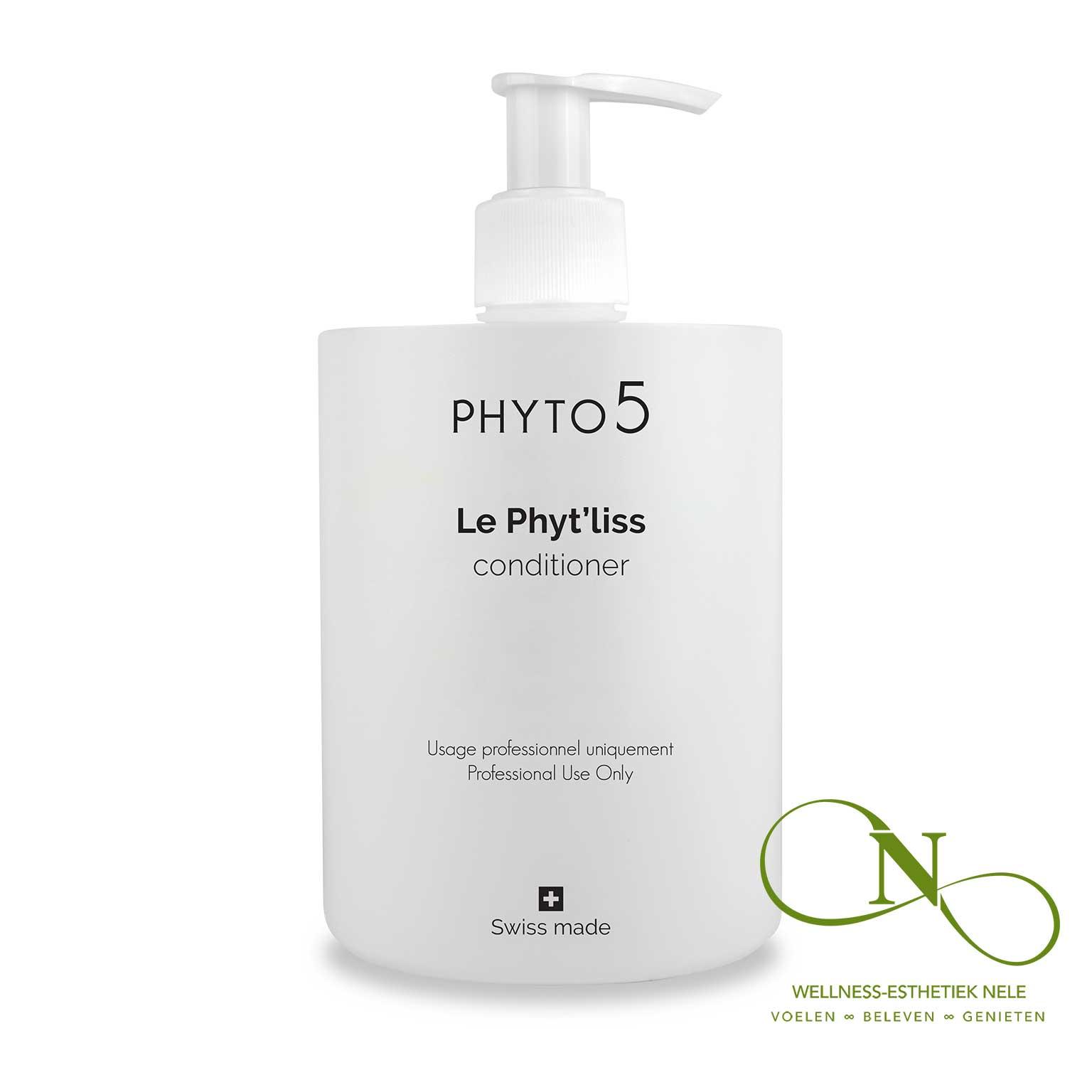 Phyto-5-Phyt'liss-Conditioner-Wellness-Esthetiek-Nele