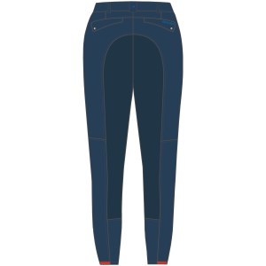Euro-Star Reithose Acer Full Denim Herren