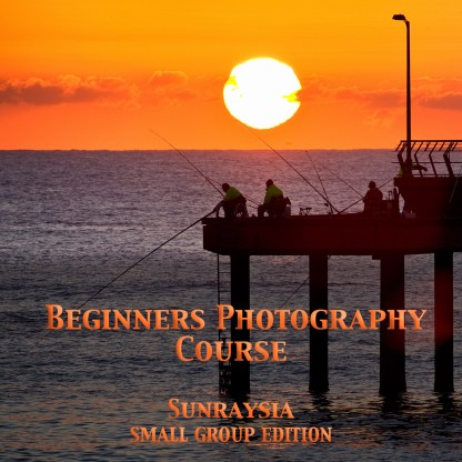 Beginners Photography Course, Sunraysia small group edition, promo picture.
