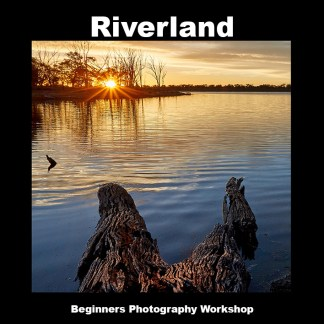 Banner picture of billabong for Riverland Beginners Photography workdshop