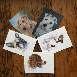 Dogs Card Pack