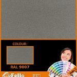 farba proszkowa ral 9007