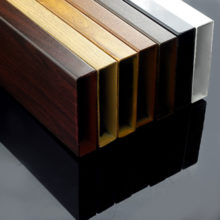 Aluminium boards