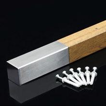 Poręcze kwadratowe 40×40×2 mm