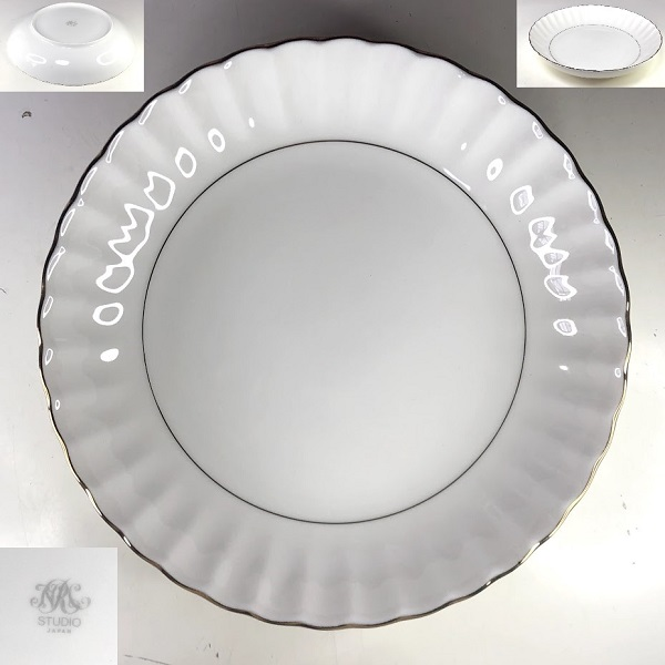 NRCスタジオ22.5cmスープ皿