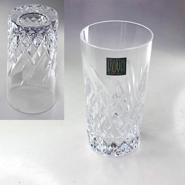 保谷クリスタルガラスコップT2188