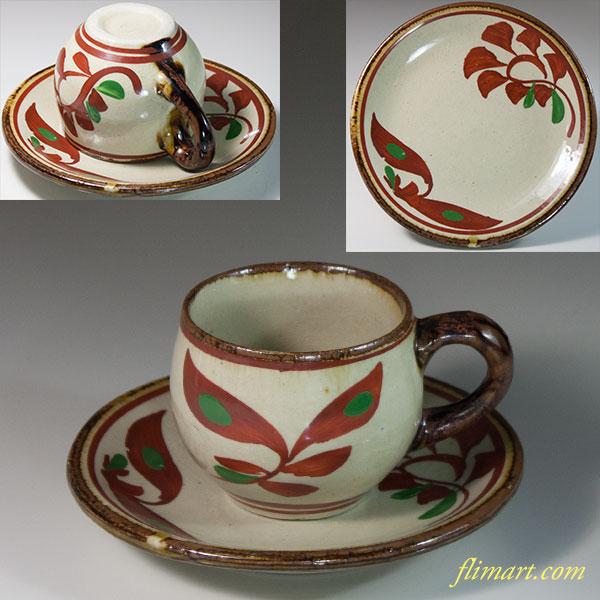 胡窯碗皿W6770