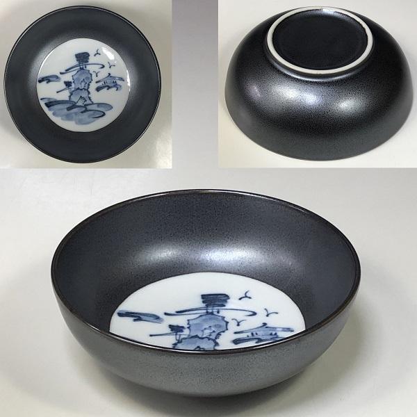 三洋陶器小鉢W7444