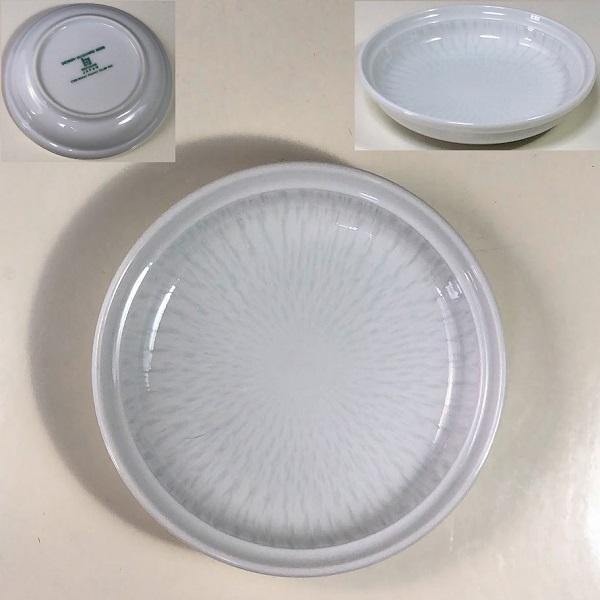 白山陶器森正洋豆皿