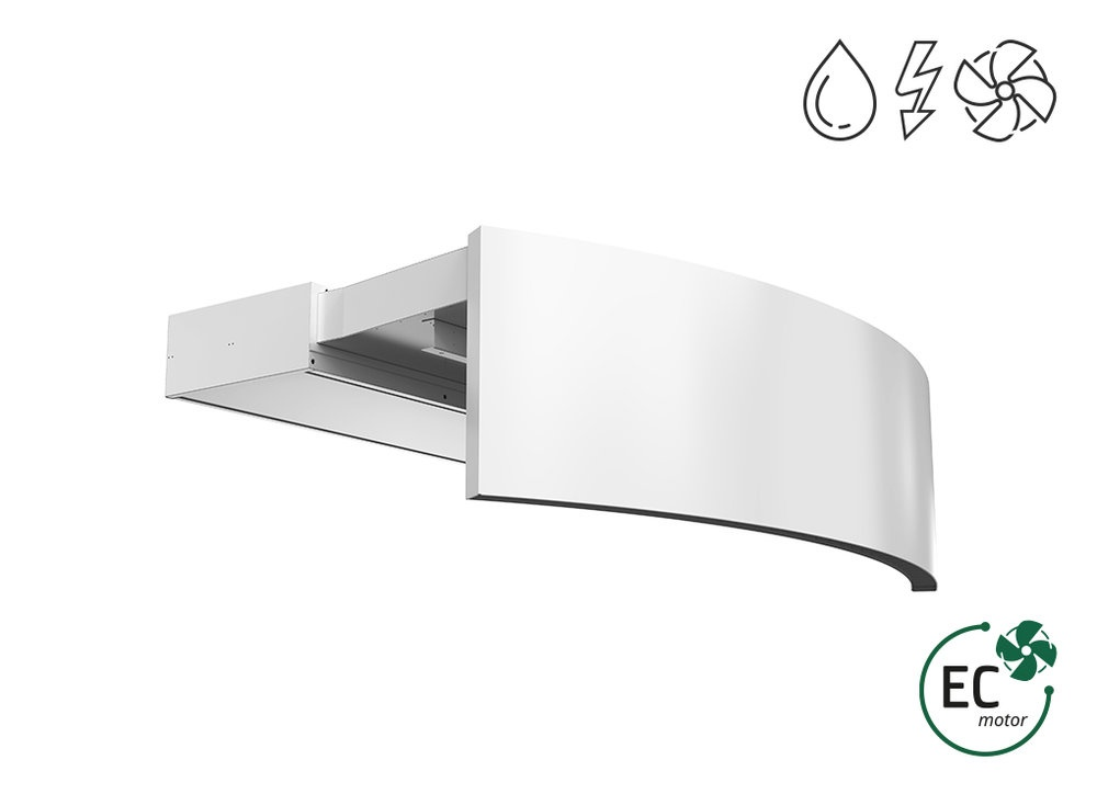 air curtains products frico