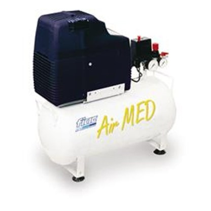 Kompresor klipni dental Airmed 114-24 , Fiac - Italija