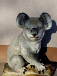 koala garten figur garten fantasy kunstharz