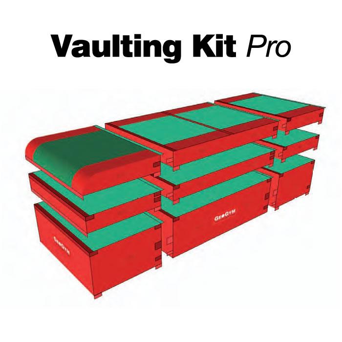 Vaulting Kit Pro