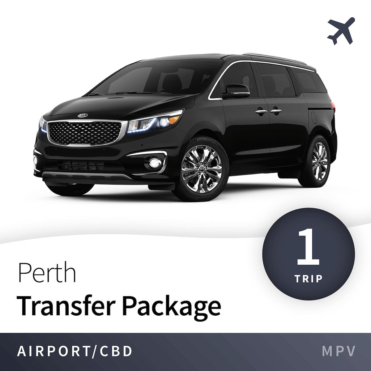 Perth Airport Transfer Package - MPV (1 Trip) 1