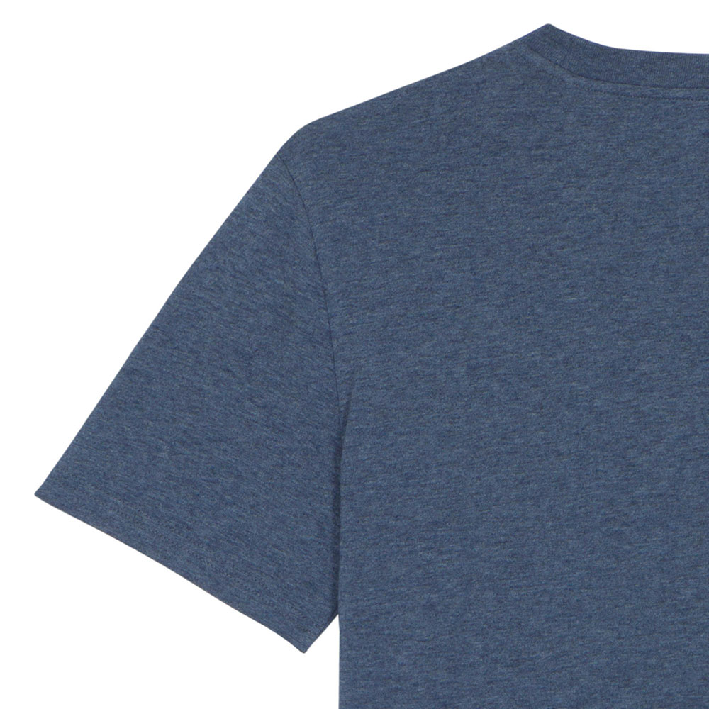 Damsko T-Shirt Dark Heather Blue
