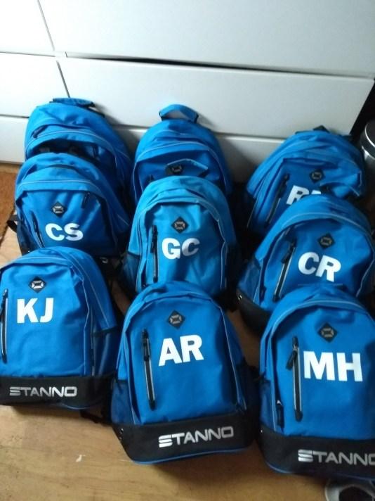 Team Backpacks