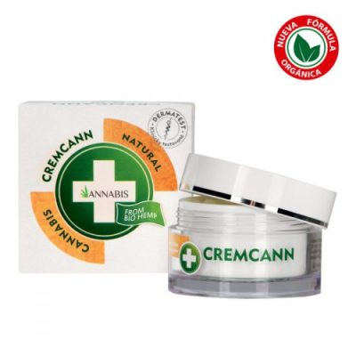 Annabis Cremcann Omega 3 y 6 de cannabis