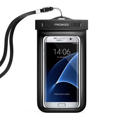 waterproof phone pouch