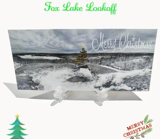Christmas Cards – Fox Lake (Packs of 10-40)