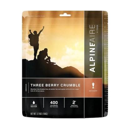 Alpine Aire Three Berry Crumble