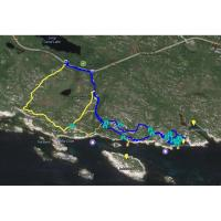 Polly's Cove GPS (.gpx and .kml) Map Files