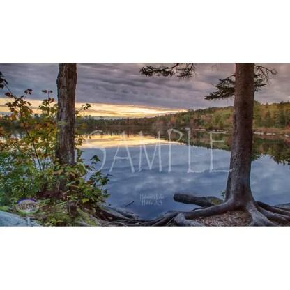 Hobson's Lake background