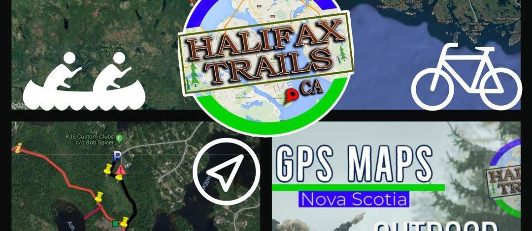 GPS Maps: Hiking Trails & Outdoor Adventures Near Halifax, NS