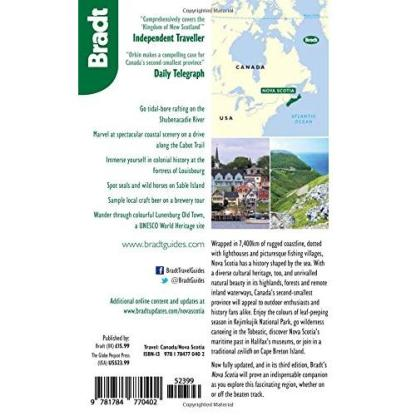 Nova Scotia Book