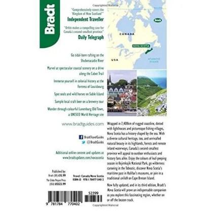 Nova Scotia Book
