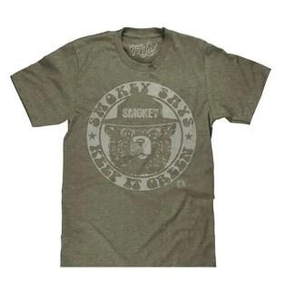 hiking t-shirt