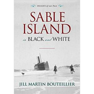 Sable Island in Black and White