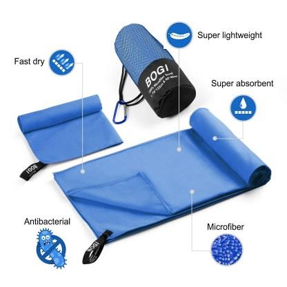 Microfiber Compact Quick Dry Towel