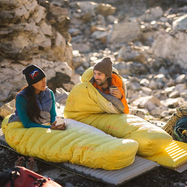 Therm-a-Rest Parsec 20-Degree Ultralight Down Mummy Sleeping Bag