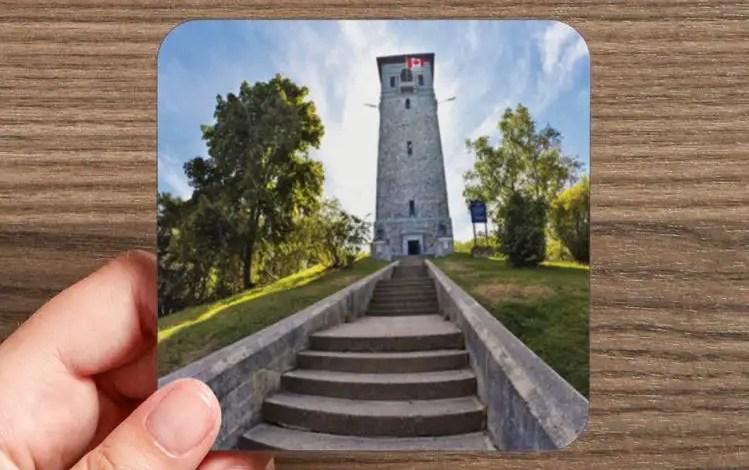 Drink Coasters – Nova Scotia Nature Scenery (Set of 4)