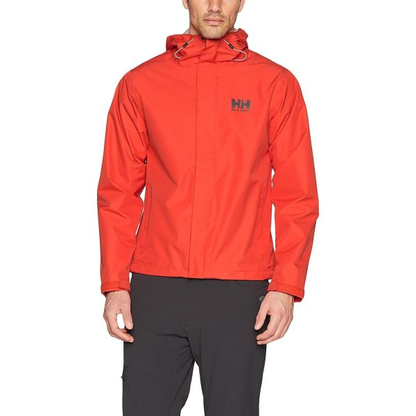 Helly Hansen Seven J - Waterproof Breathable Rain Jacket (Men's )