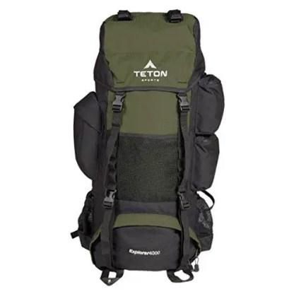 TETON Sports Explorer 4000 Internal Frame Backpackv