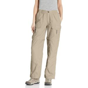 Solstice Apparel Women's Insect Repellent Convertible Pants