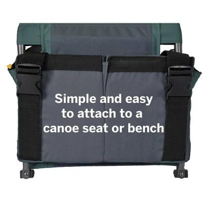 Sit Backer Canoe Seat