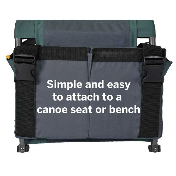 Sit Backer Canoe Seat